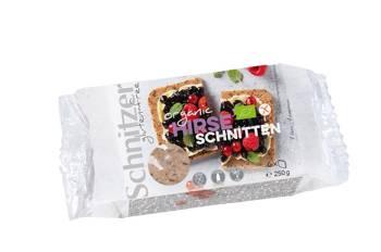 Chleb z prosa bezglutenowy BIO 250 g