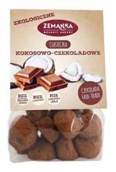 Ciastka kokosowo - czekoladowe BIO 100 g