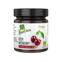 Dżem wiśniowy o obniżonej zawartości cukrów BIO 22