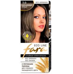 FARA Eco Line 7.0 długotrwała farba do włosów - NA