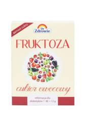 Fruktoza 500 G - Dr Zdrowie
