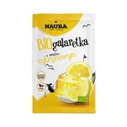 Galaretka o smaku cytrynowym BIO 38 g