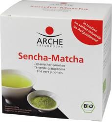 Herbata zielona sencha - matcha ekspresowa BIO (10 x 1,5 g) 15 g