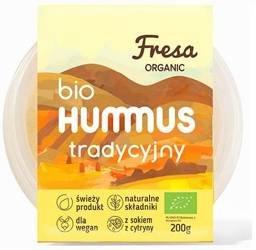 Hummus tradycyjny BIO 200 g