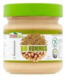 Hummus z kuminem bezglutenowy BIO 160 g