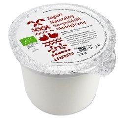 Jogurt naturalny BIO 250 g  (secymin)