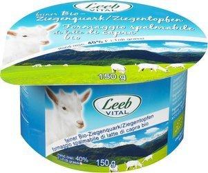 Kozi twaróg (40 % tłuszczu w suchej masie) BIO 150 g