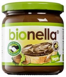 Krem orzechowo - czekoladowy vegan BIO 400 g