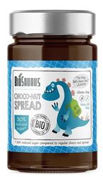 Krem orzechowo- kakaowy BioSaurus BEZGL. BIO 200 g