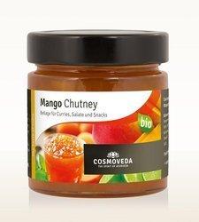 Mango chutney pikantny bezglutenowy BIO 225 g