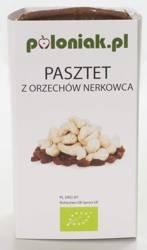 Pasztet wegański z orzechów nerkowca BIO 160 g