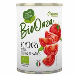 Pomidory konserwowe krojone BIO 425 ml