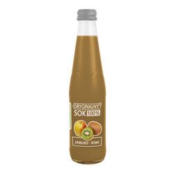 Sok jabłko-kiwi 100% 330 ml
