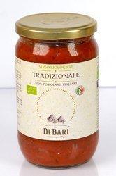 Sos pomidorowy tradycyjny BIO 680 g