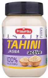 Tahini jasna active 100 % sezamu B/C 460 g