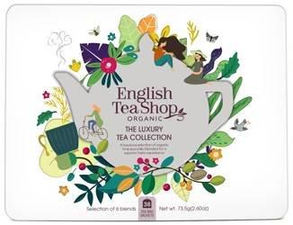 Zestaw herbatek Luxury Tea Collection w ozobnej bi
