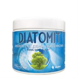 Ziemia okrzemkowa amorficzna (diatomit) 200 g